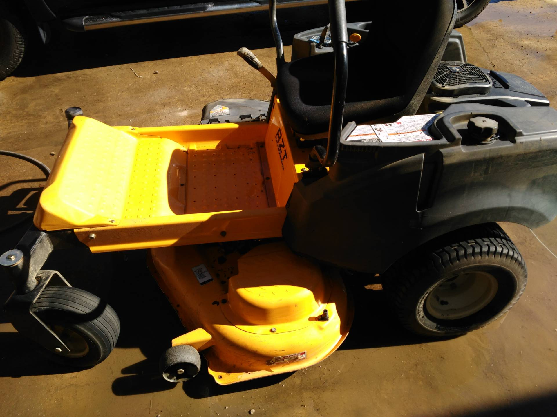 2012 Cub Cadet RZT in Jasper, Alabama - Photo 4