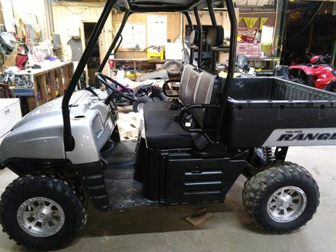 2007 Polaris Ranger XP Turbo Silver Limited Edition in Jasper, Alabama