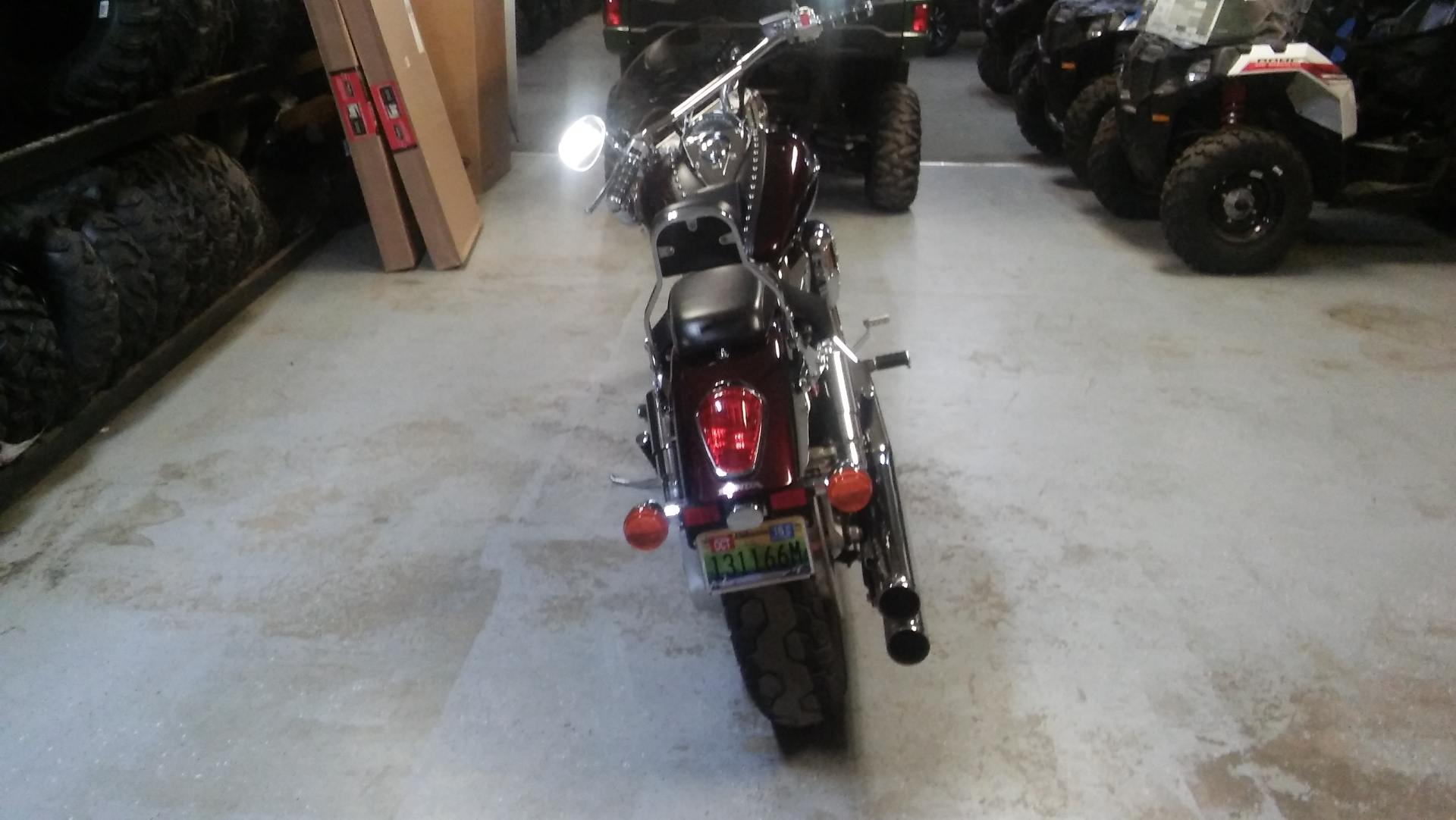 2007 Honda VT1300C 2