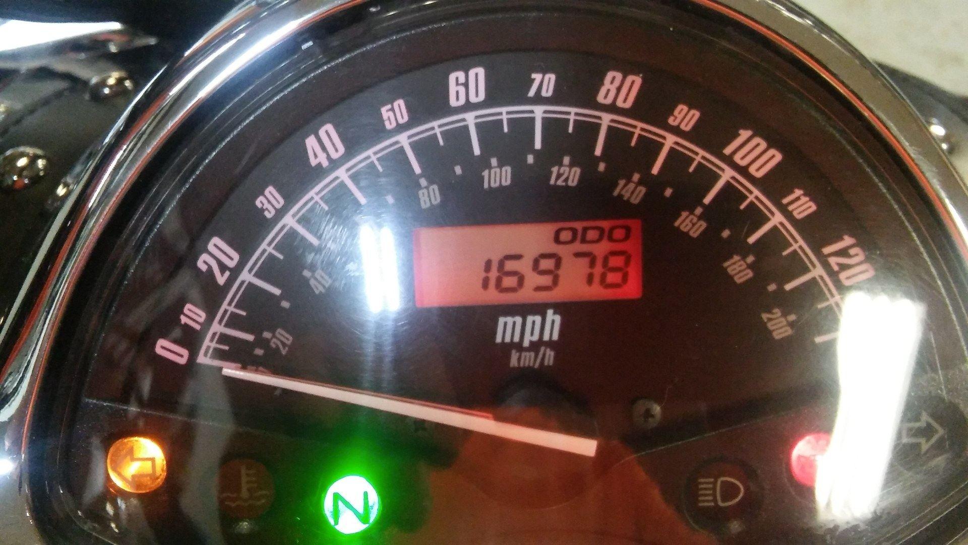 2007 Honda VT1300C 5