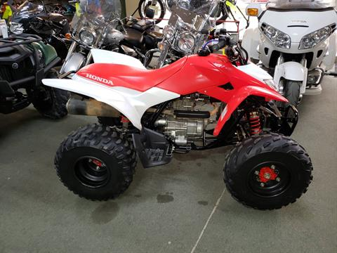 2016 Honda TRX250X SE in Jasper, Alabama