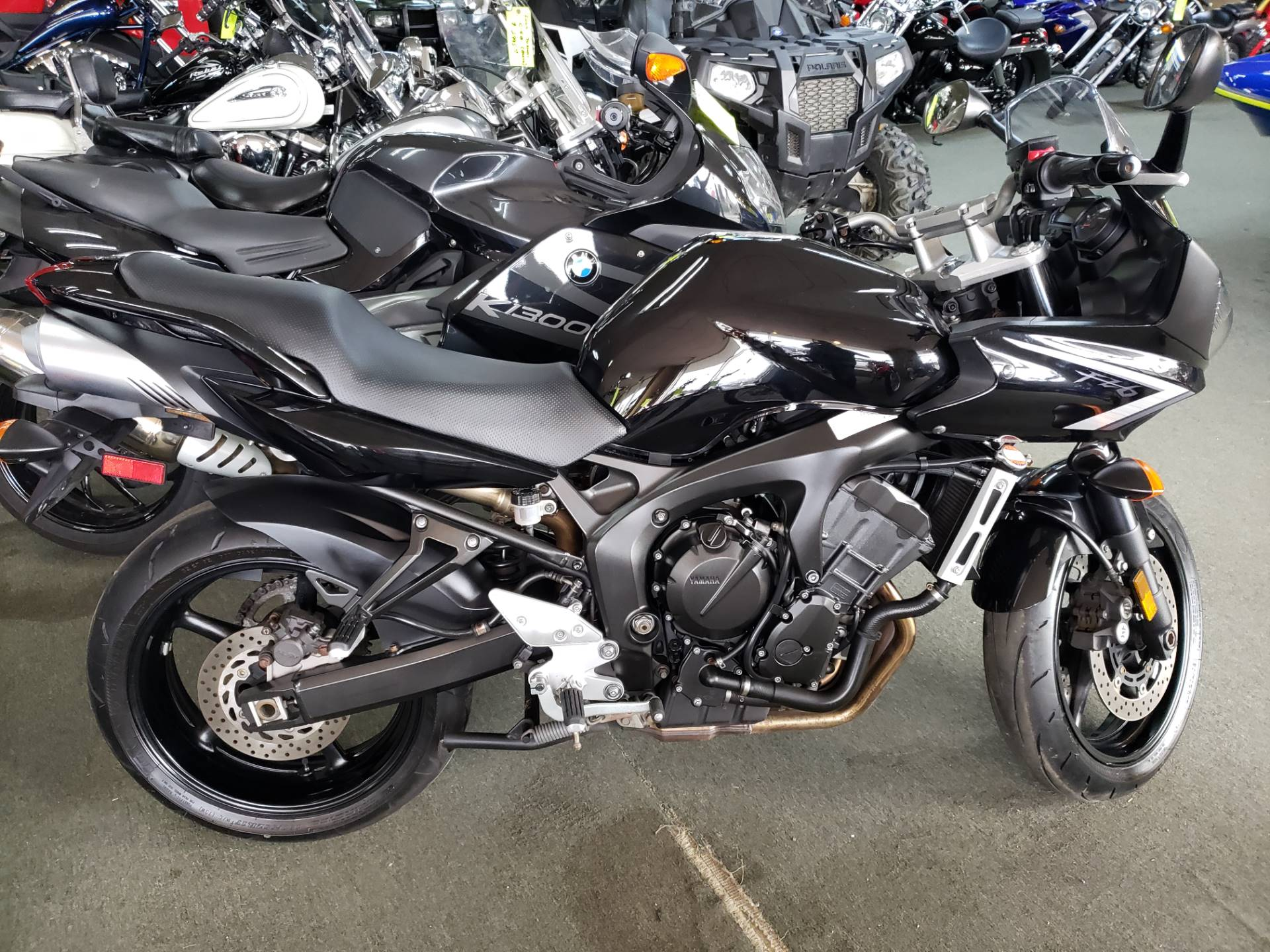 2009 Yamaha FZ6 for sale 5343