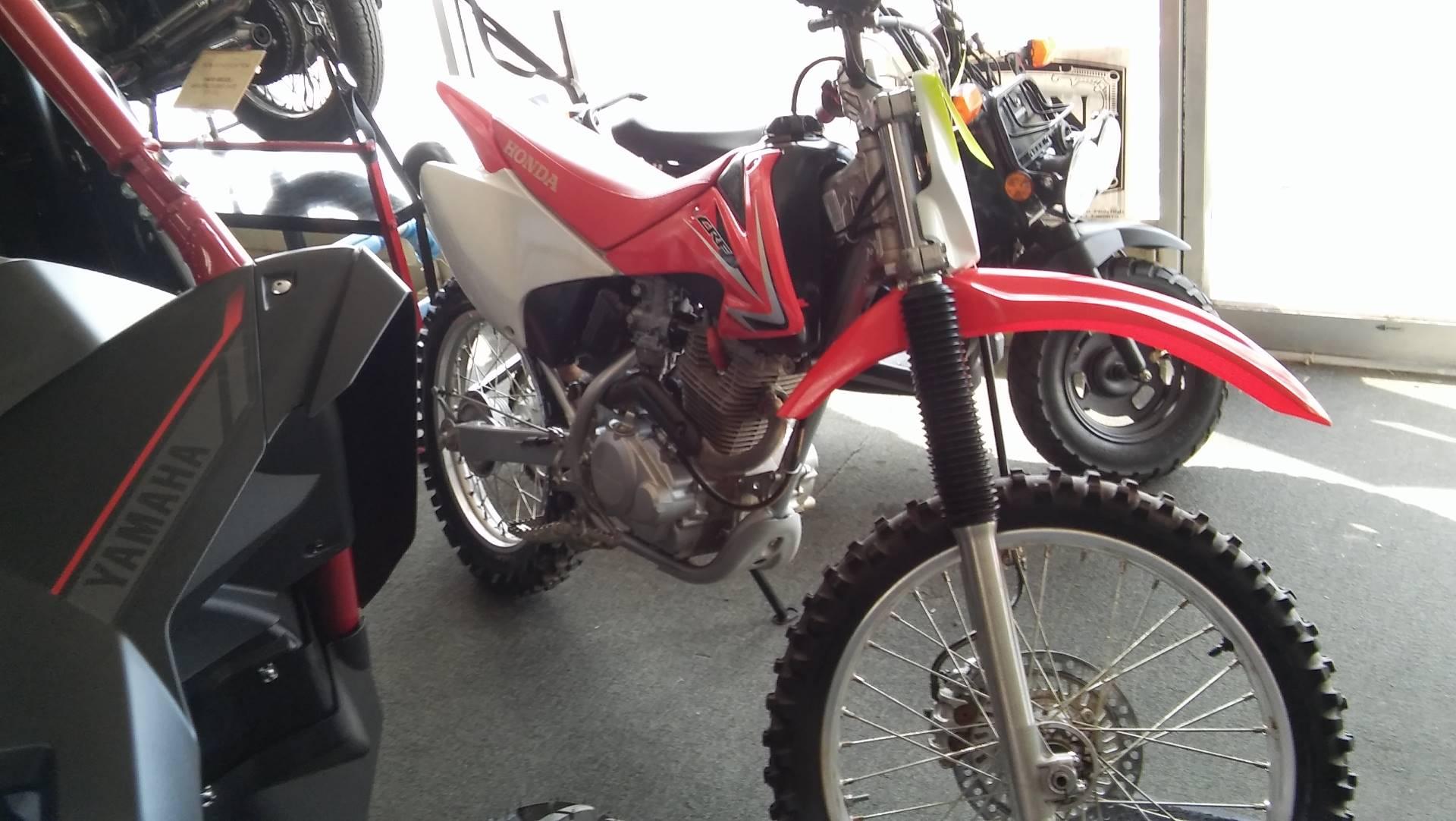2009 Honda CRF230F 1