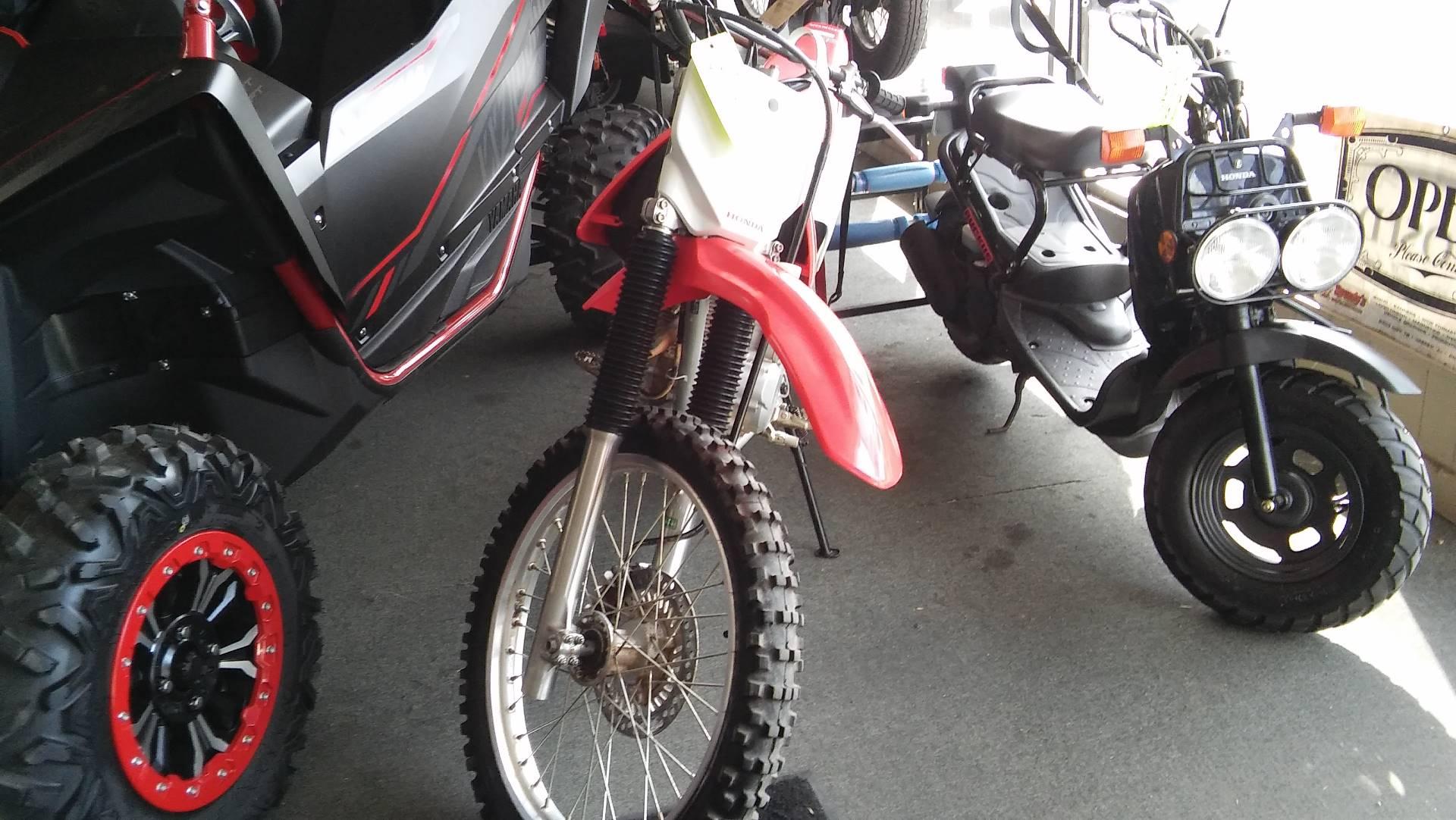 2009 Honda CRF230F 3