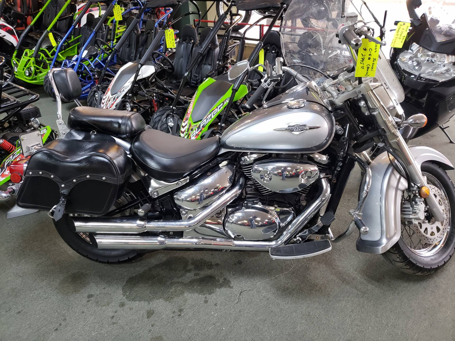2006 Suzuki Boulevard C50 for sale 39668