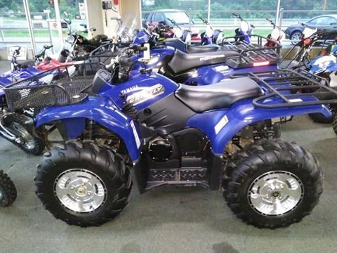 2012 Yamaha Grizzly 450 Auto. 4x4 EPS in Jasper, Alabama