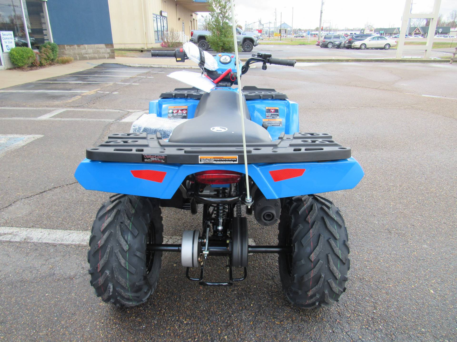 2021 Polaris Sportsman 110 EFI in Dyersburg, Tennessee - Photo 5
