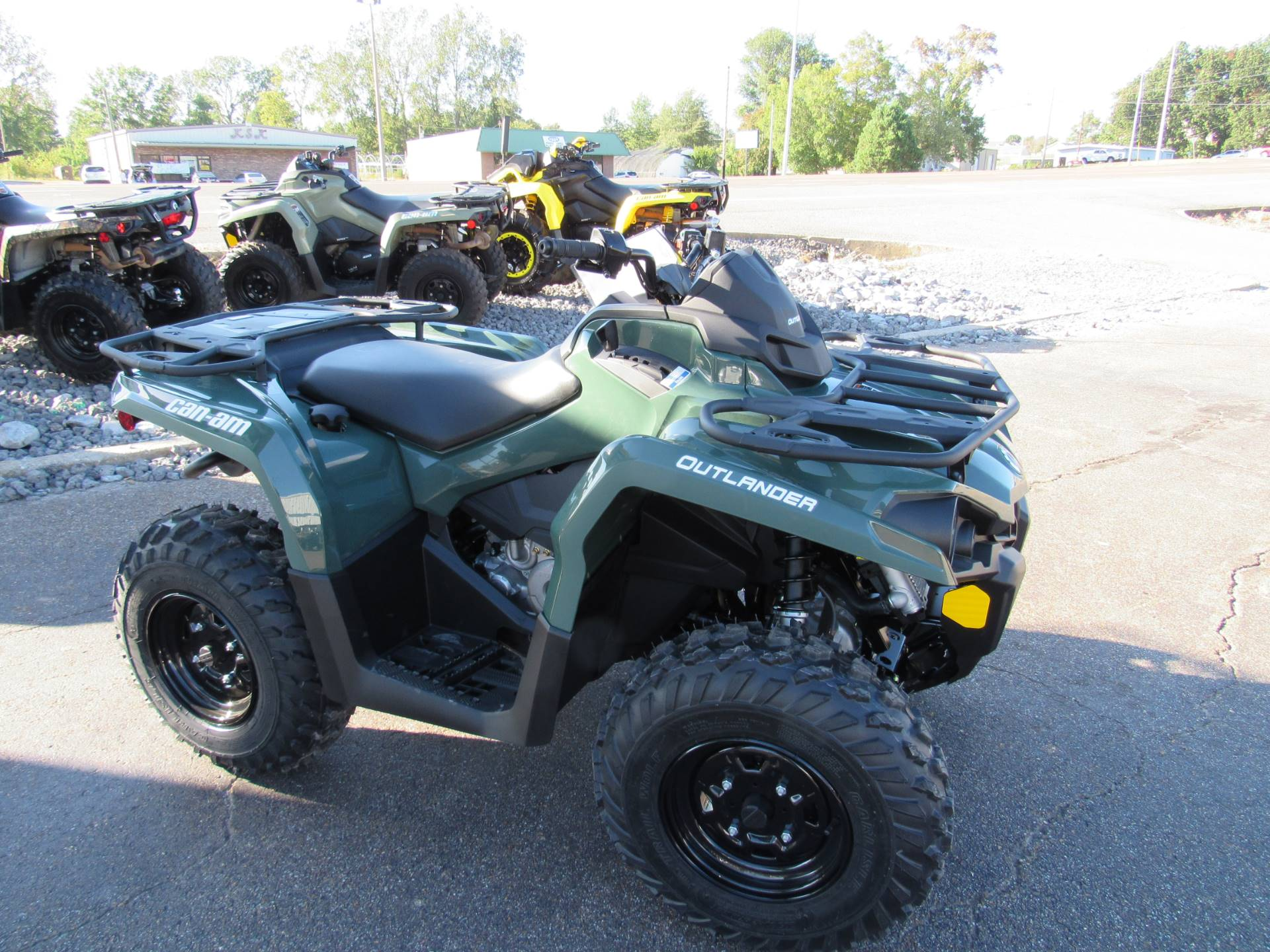 2021 Can-Am Outlander 450 in Dyersburg, Tennessee - Photo 4