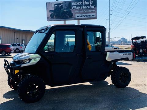 2021 Can-Am Defender Max Limited HD10 in Dyersburg, Tennessee - Photo 3