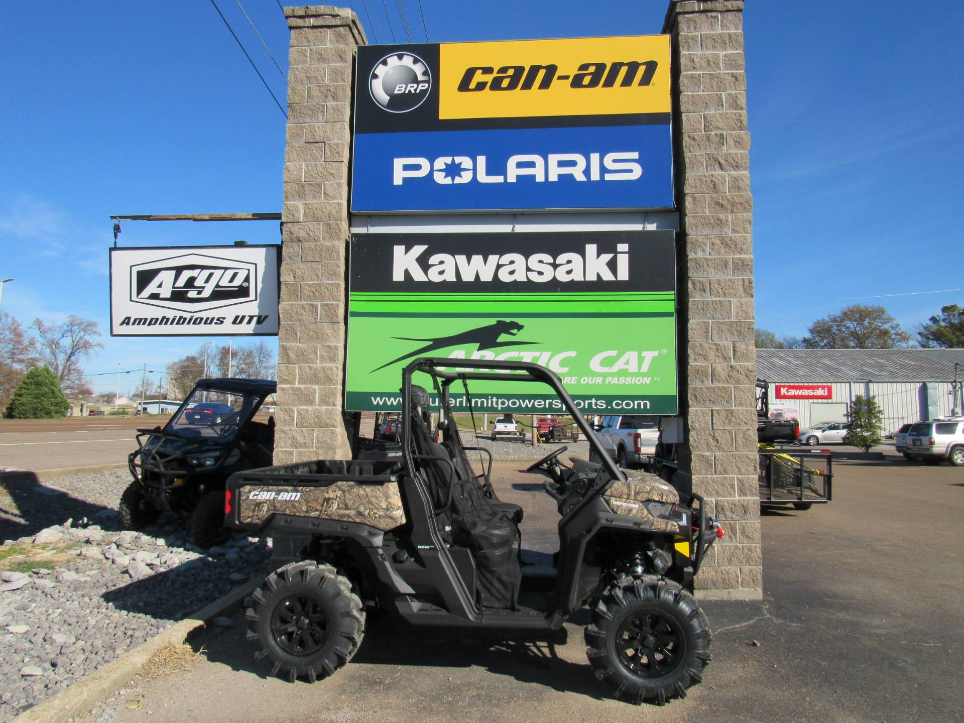 2021 Can-Am Defender X MR HD10 in Dyersburg, Tennessee - Photo 1