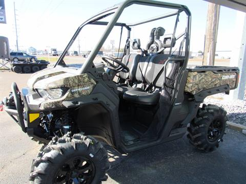 2021 Can-Am Defender X MR HD10 in Dyersburg, Tennessee - Photo 4