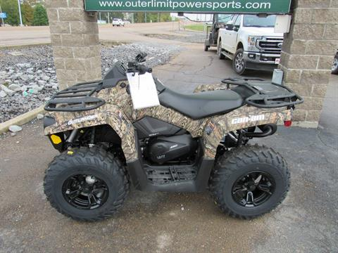2021 Can-Am Outlander DPS 450 in Dyersburg, Tennessee - Photo 2