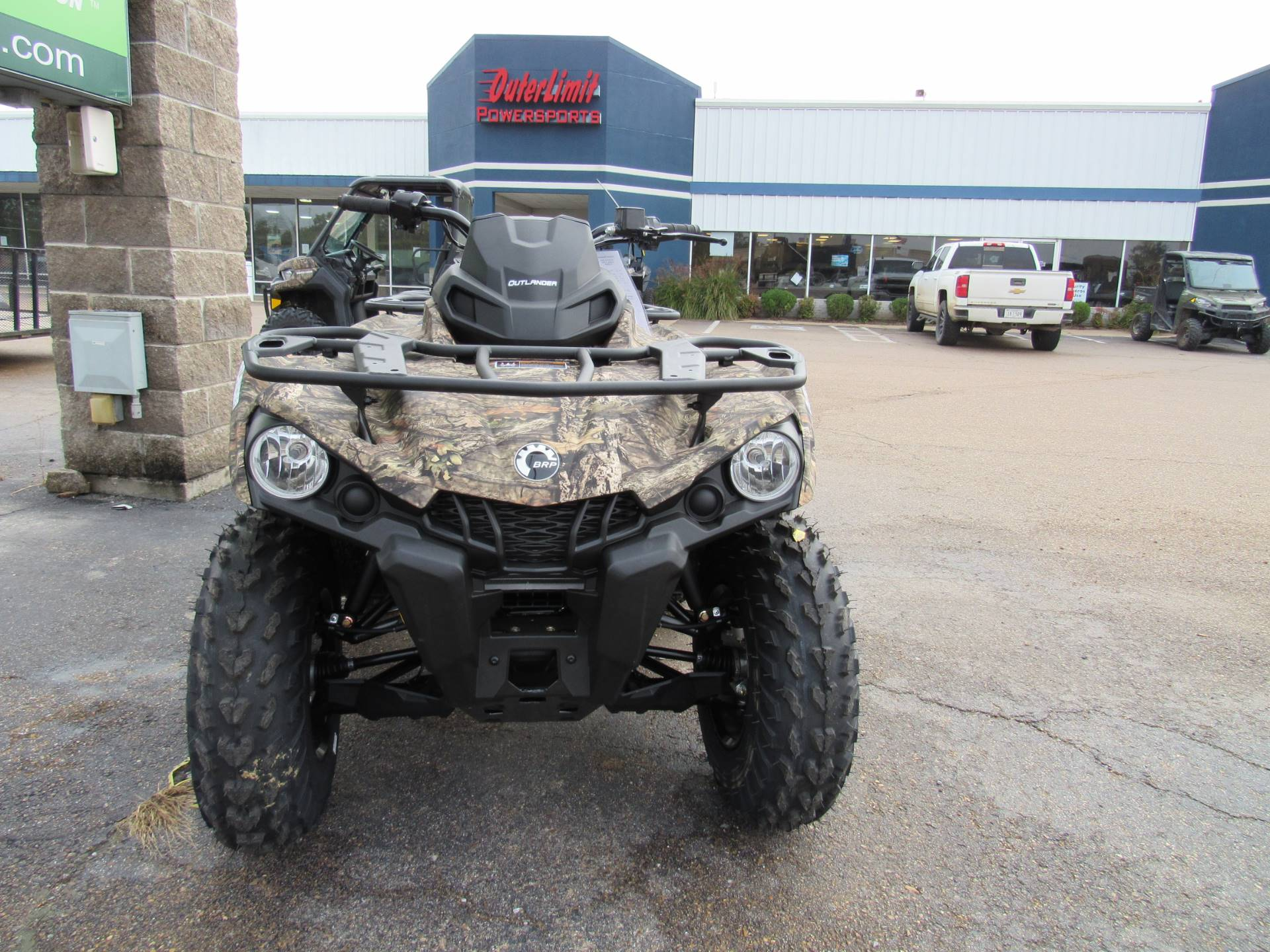 2021 Can-Am Outlander DPS 450 in Dyersburg, Tennessee - Photo 3