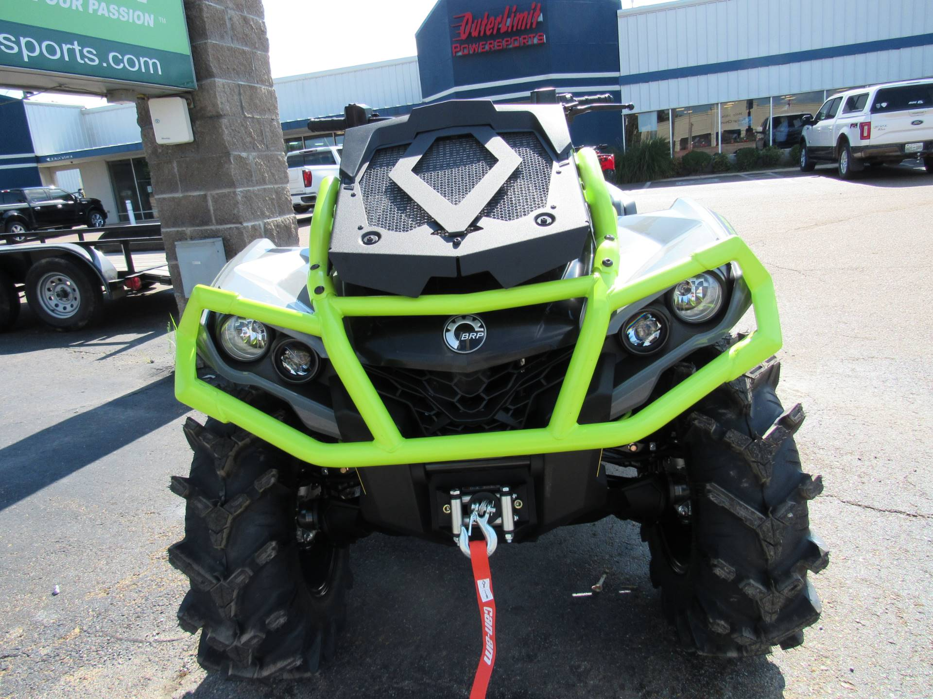 2021 Can-Am Outlander X MR 1000R in Dyersburg, Tennessee - Photo 3