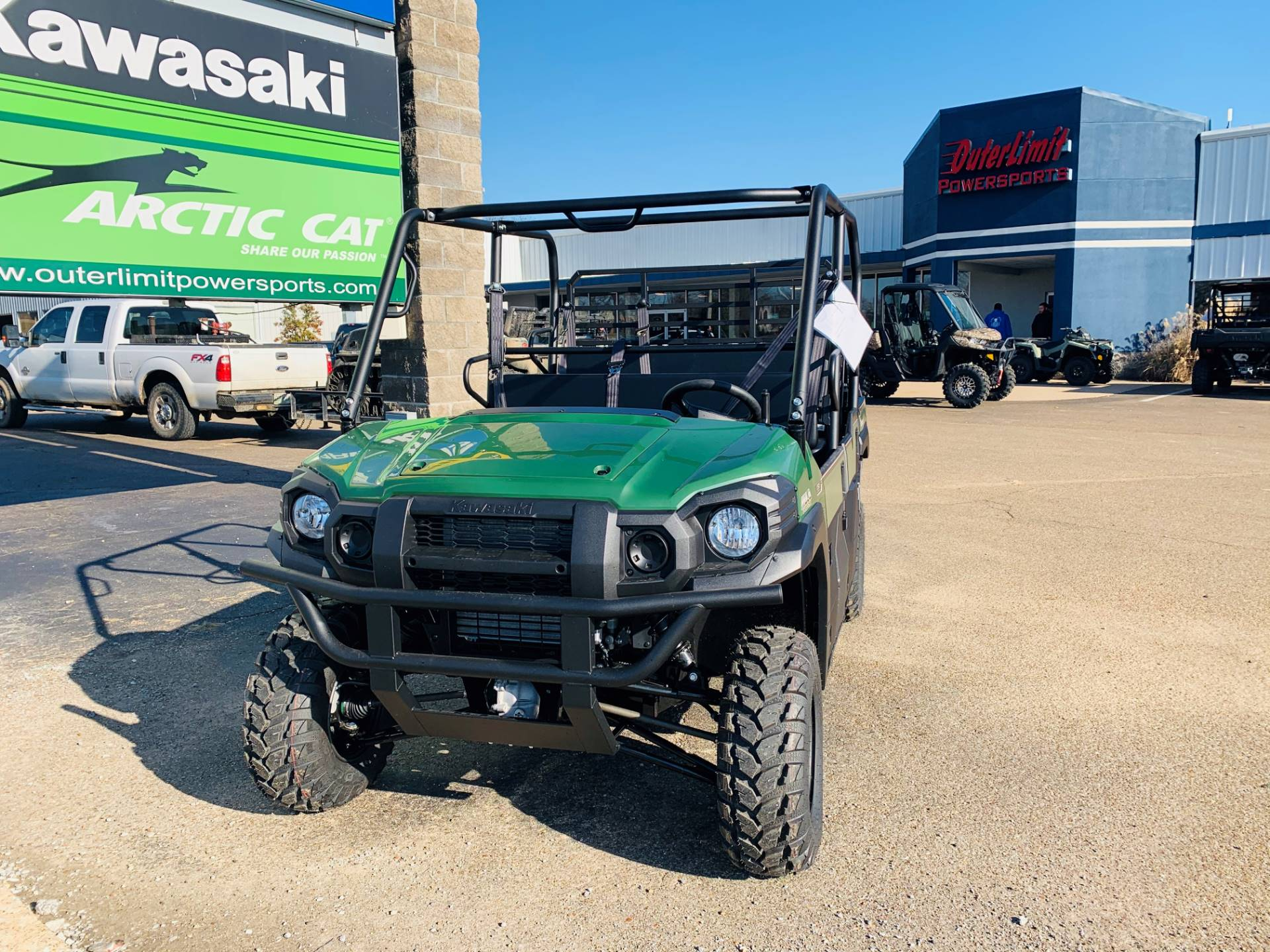 2021 Kawasaki Mule PRO-DXT EPS Diesel in Dyersburg, Tennessee - Photo 2