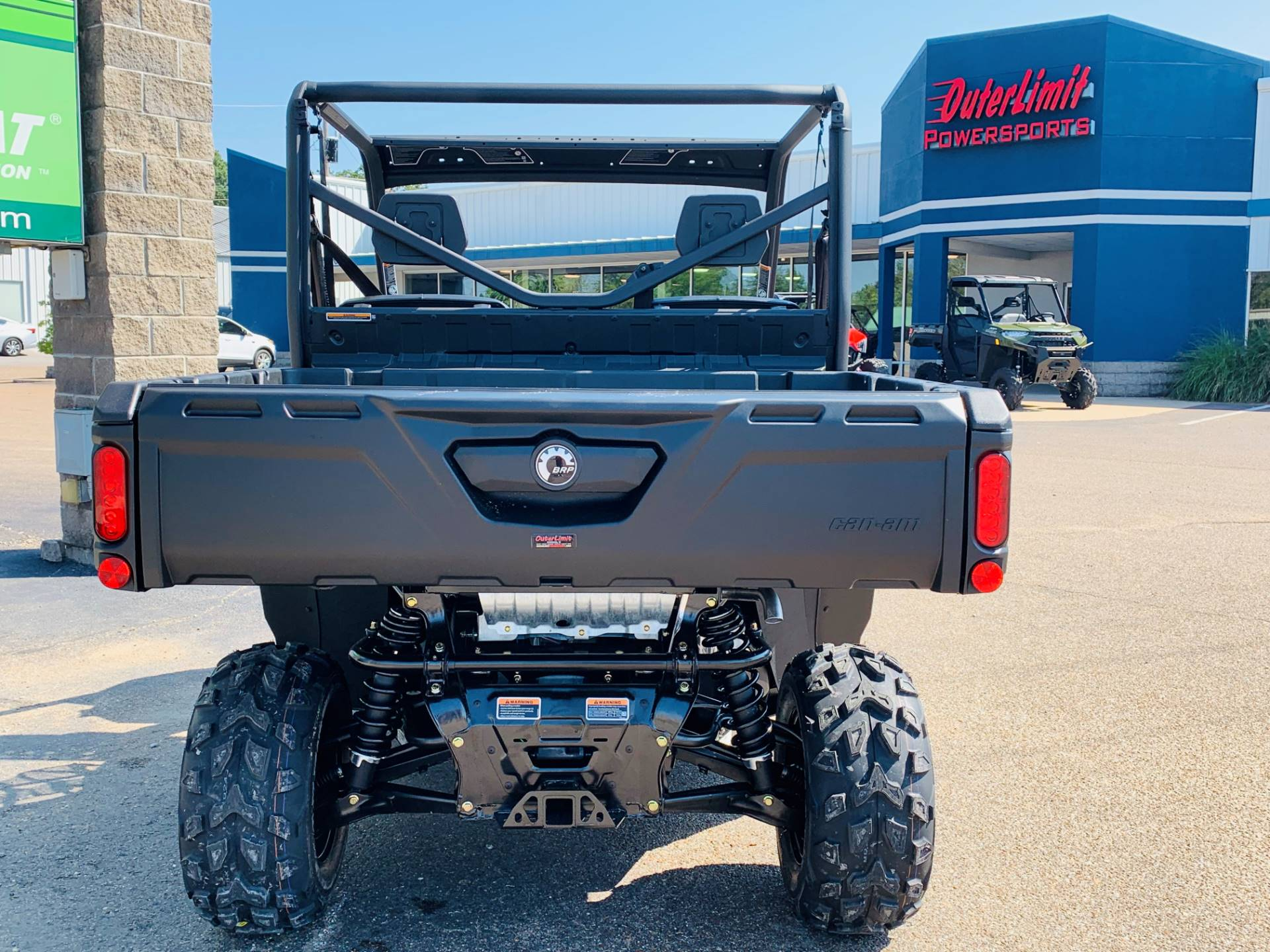 2020 Can-Am Defender HD5 in Dyersburg, Tennessee - Photo 4