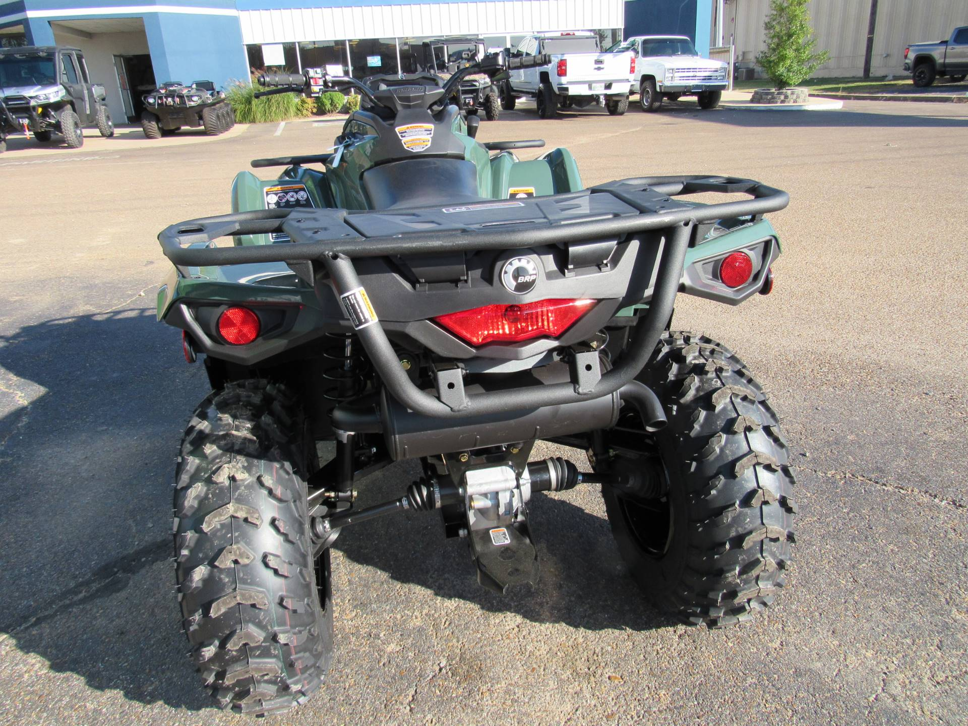 2021 Can-Am Outlander DPS 570 in Dyersburg, Tennessee - Photo 5