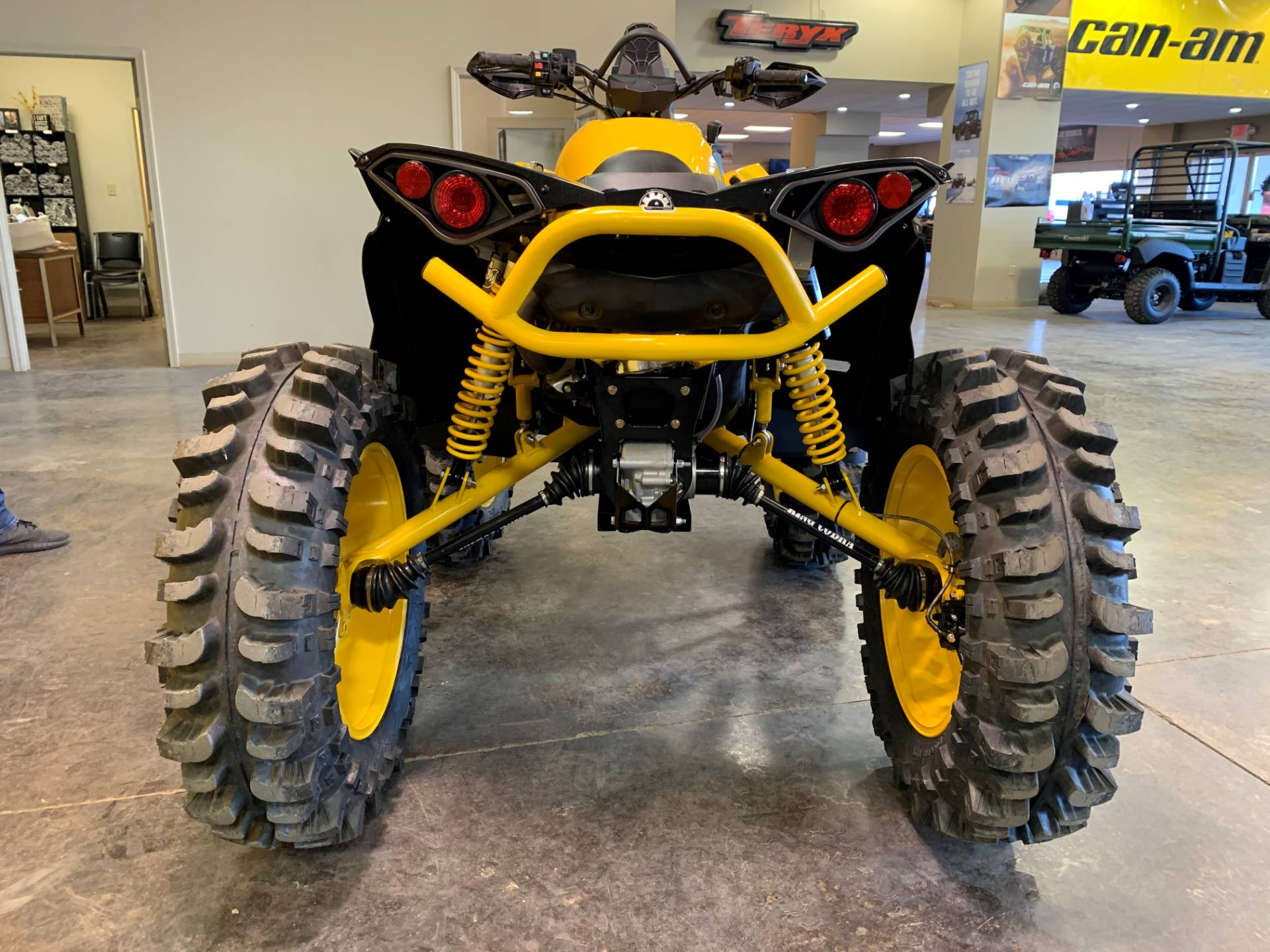 2021 Can-Am Renegade X MR 1000R with Visco-4Lok in Dyersburg, Tennessee - Photo 5