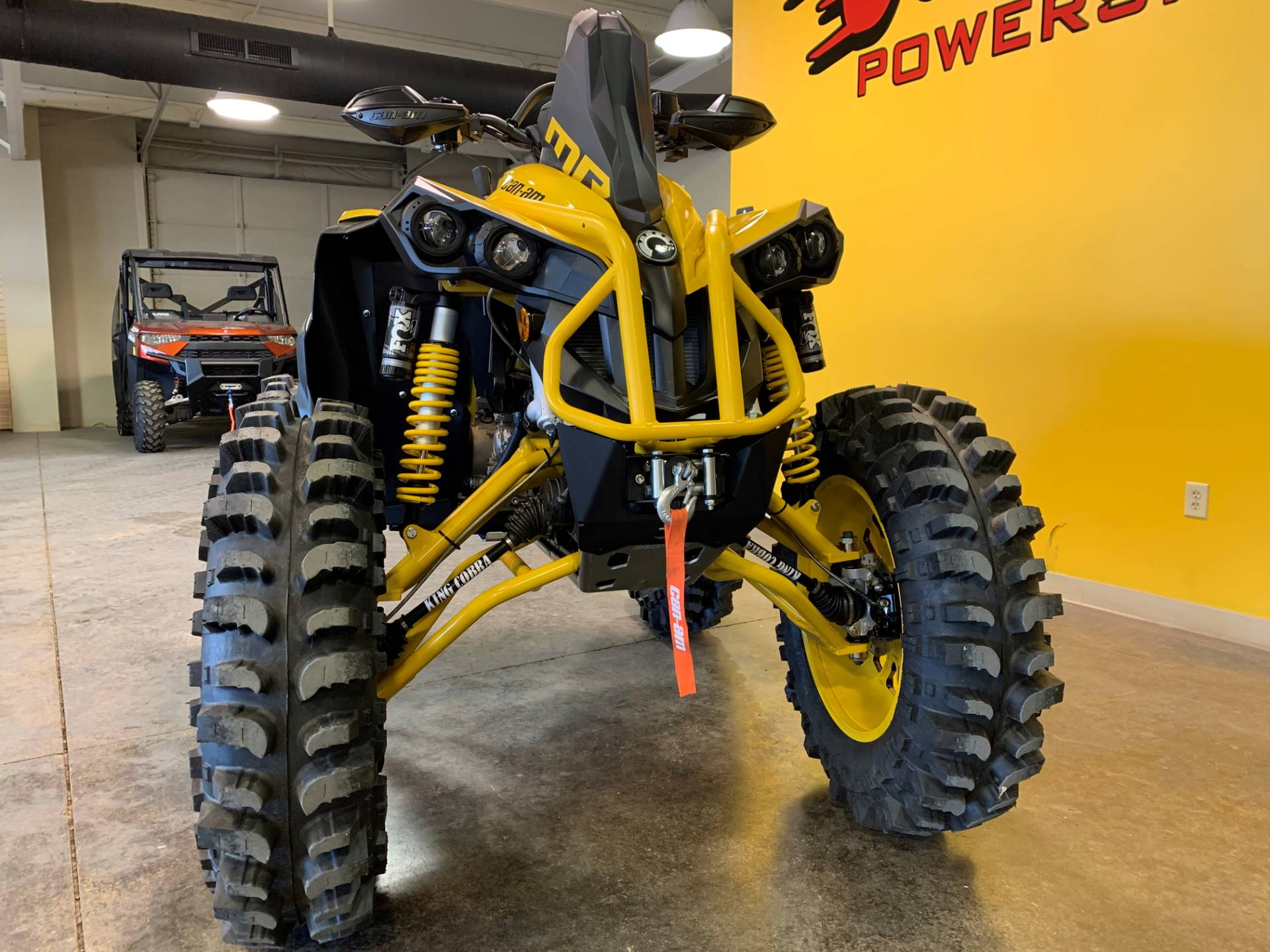 2021 Can-Am Renegade X MR 1000R with Visco-4Lok in Dyersburg, Tennessee - Photo 7