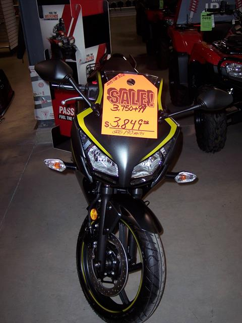 2015 Honda CBR®300R in Pueblo, Colorado