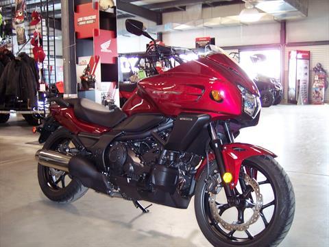 2014 Honda CTX®700 in Pueblo, Colorado