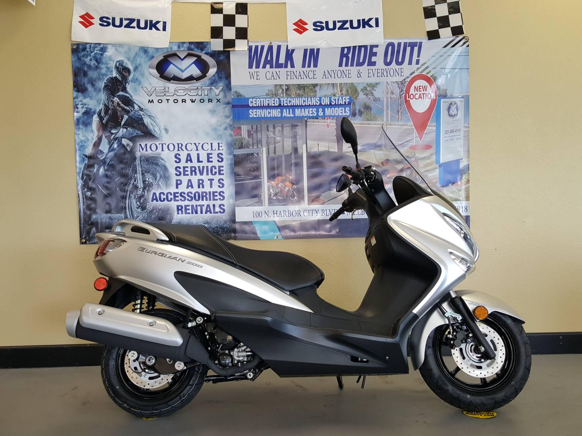 New Suzuki Burgman Executive For Sale