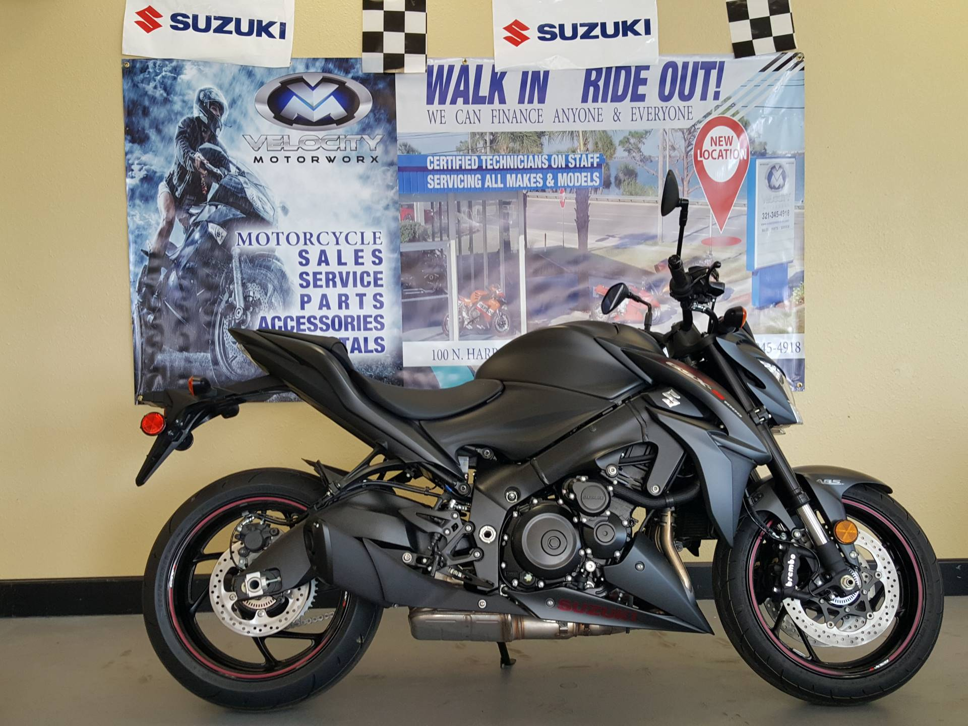 2018 Suzuki GSX-S1000Z in Melbourne, Florida