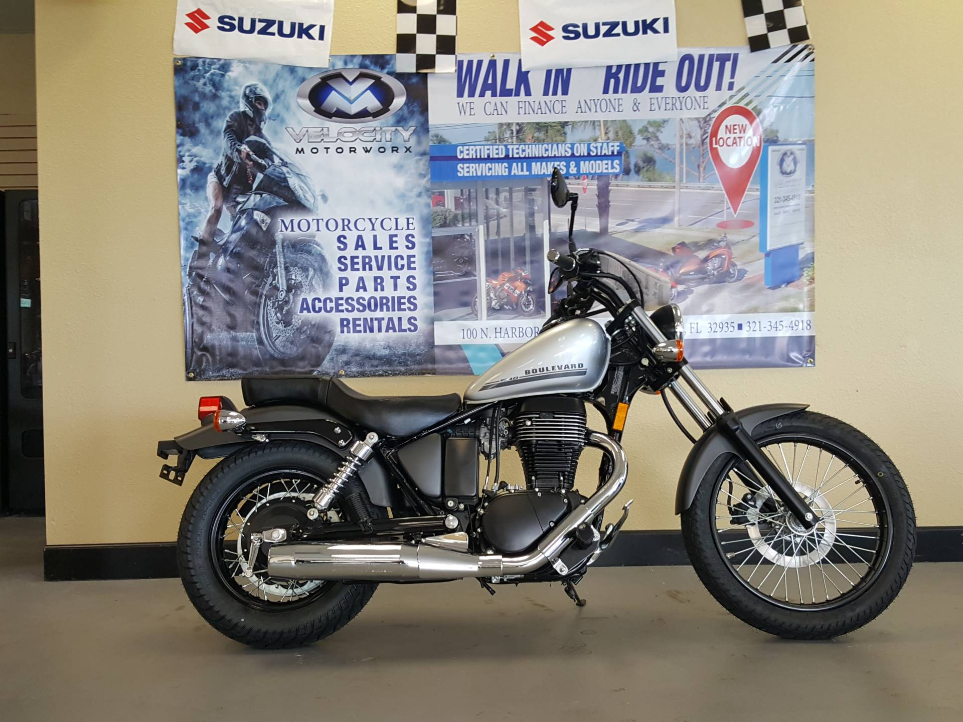 Suzuki Motorcycles In Melbourne Florida