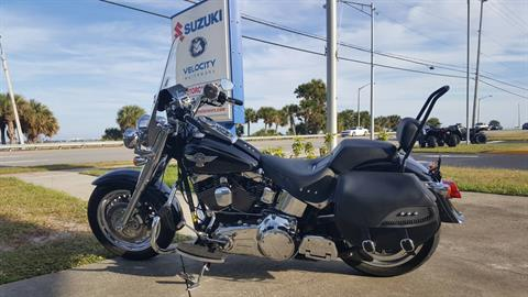 2011 Harley-Davidson Softail® Fat Boy® in Melbourne, Florida