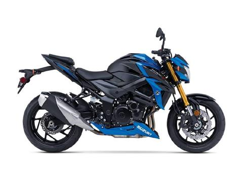 2018 Suzuki GSX-S750L8 in Melbourne, Florida