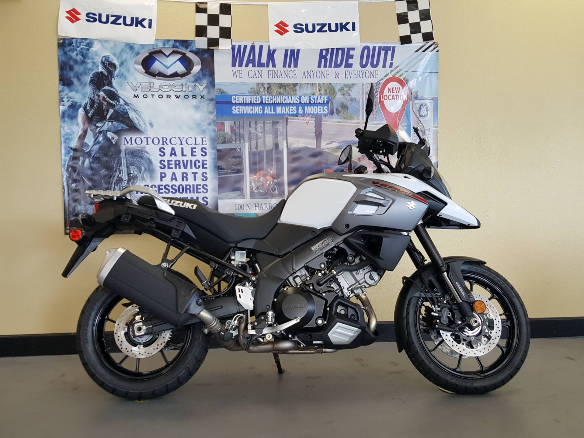 2018 Suzuki V-Strom 1000 in Melbourne, Florida