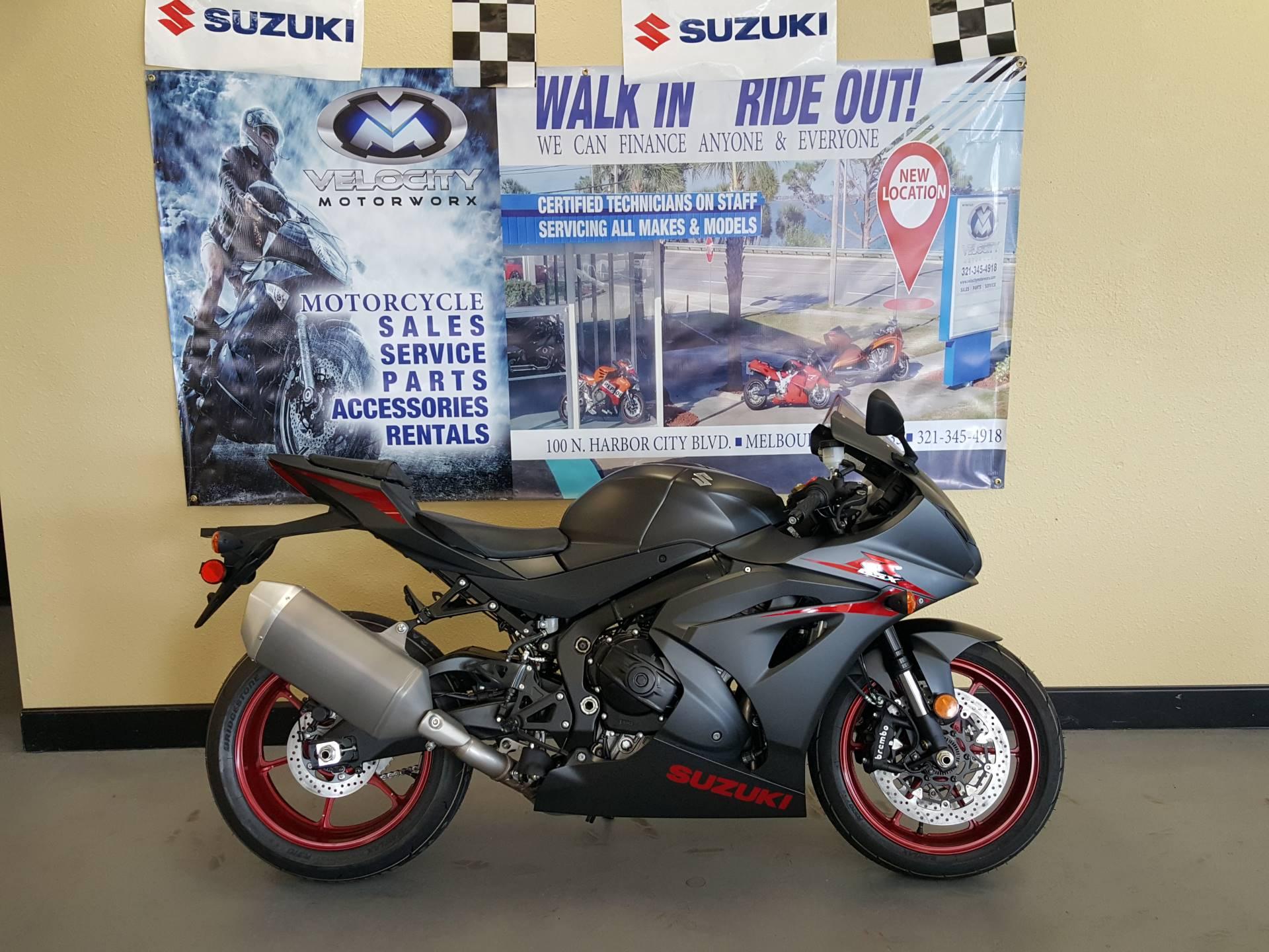 2017 Suzuki Gsx R1000 Abs