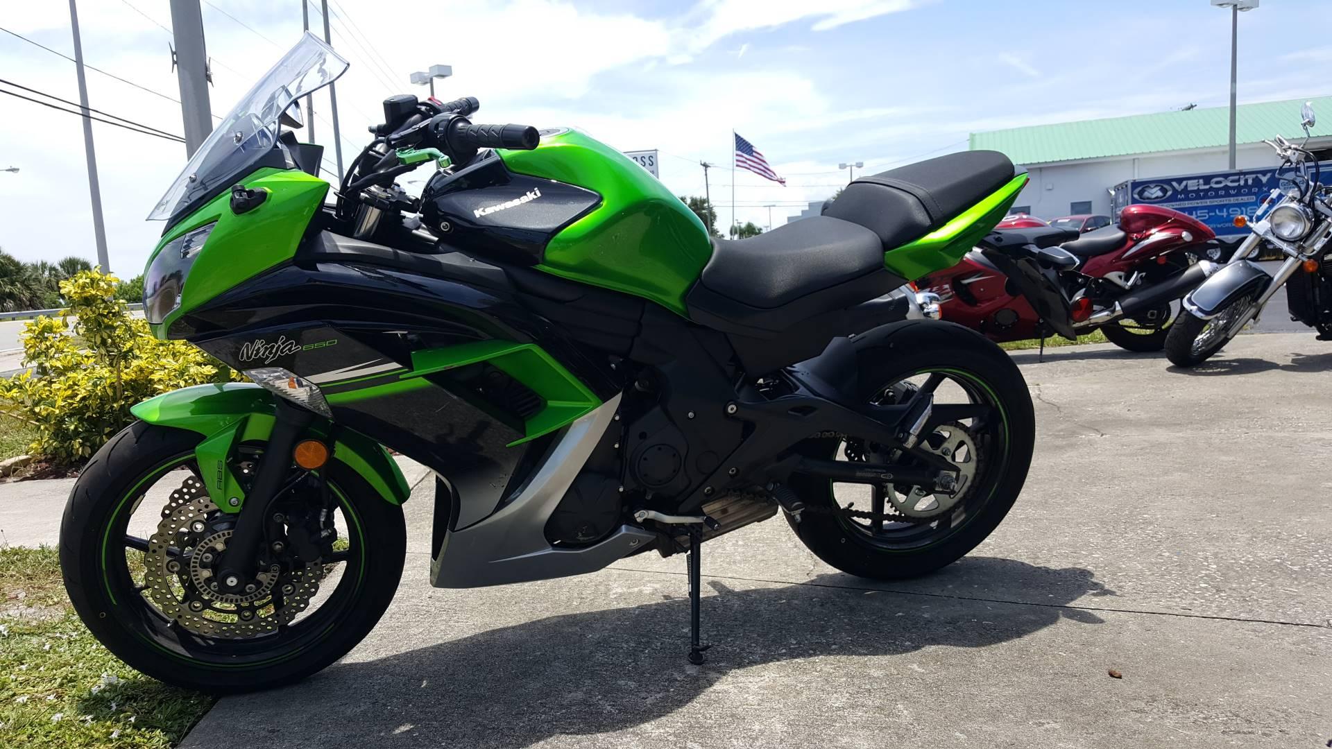 2016 Kawasaki Ninja 650 3