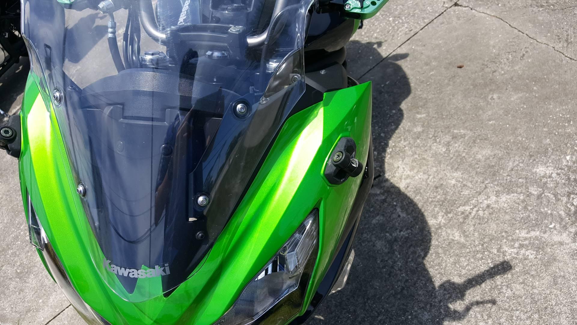 2016 Kawasaki Ninja 650 11