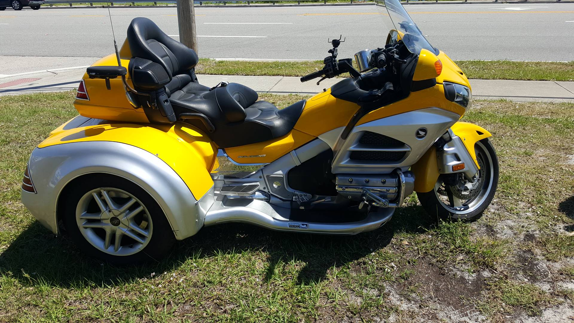2012 Honda Gold Wing® ABS in Melbourne, Florida - Photo 1