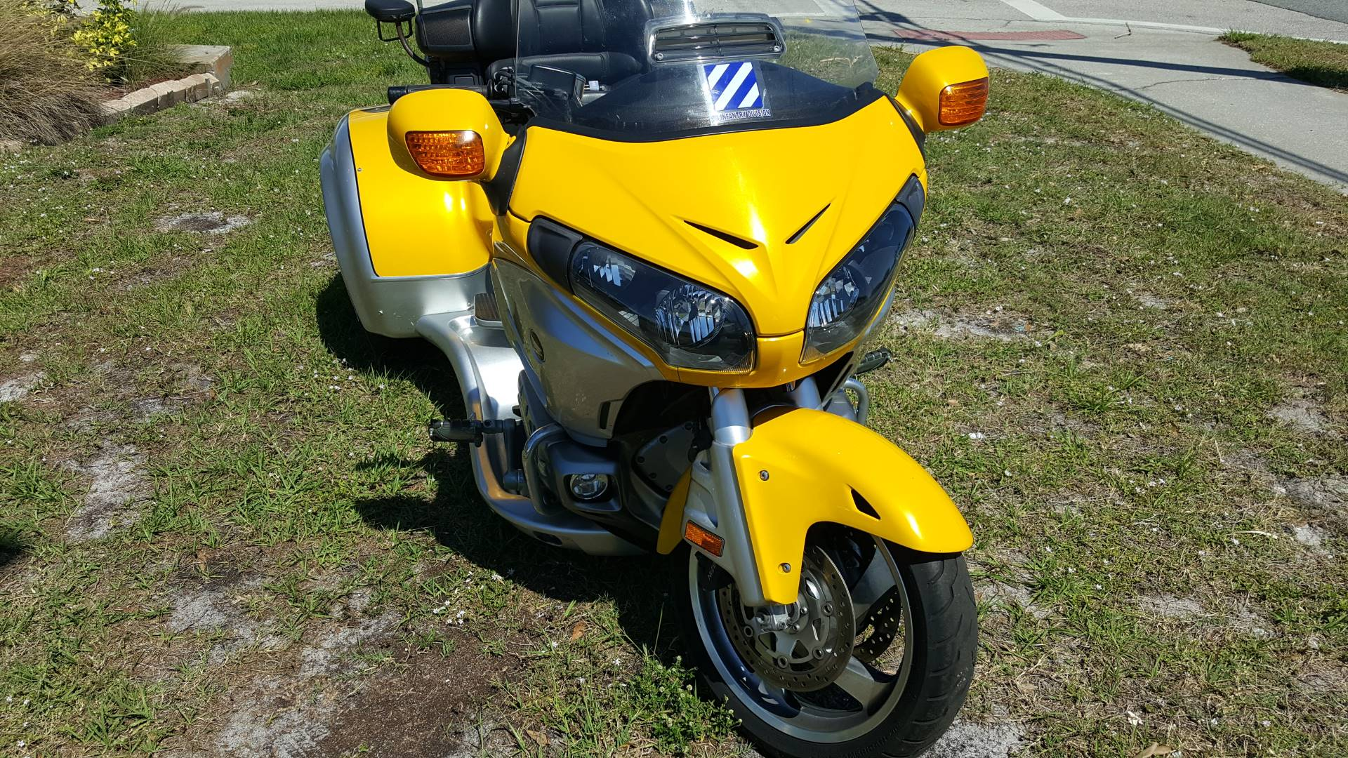 2012 Honda Gold Wing® ABS in Melbourne, Florida - Photo 3