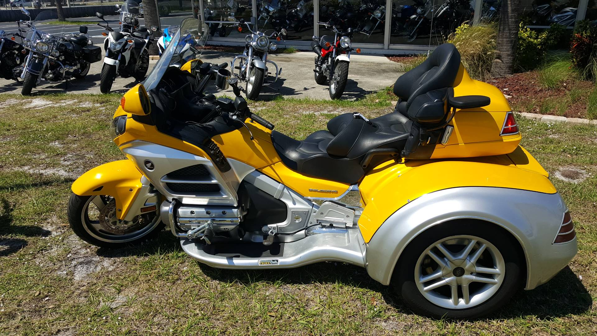 2012 Honda Gold Wing® ABS in Melbourne, Florida - Photo 4