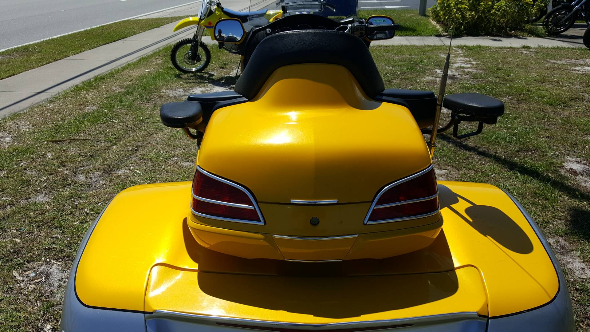 2012 Honda Gold Wing® ABS in Melbourne, Florida - Photo 9