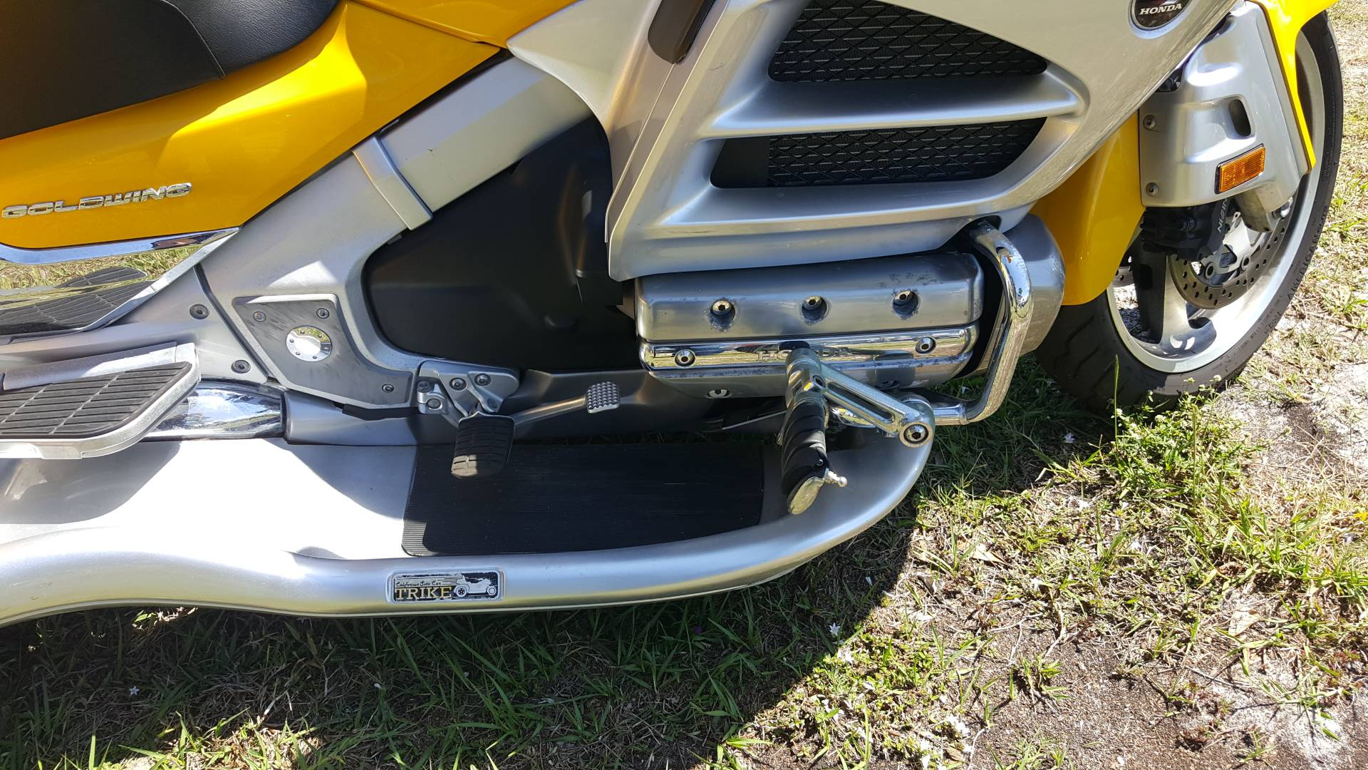 2012 Honda Gold Wing® ABS in Melbourne, Florida - Photo 12