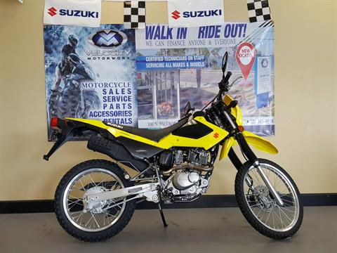 2017 Suzuki DR200S in Melbourne, Florida