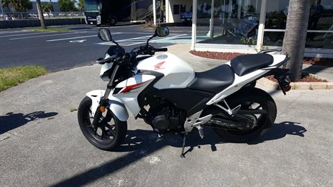 2014 Honda CB500F in Melbourne, Florida - Photo 4