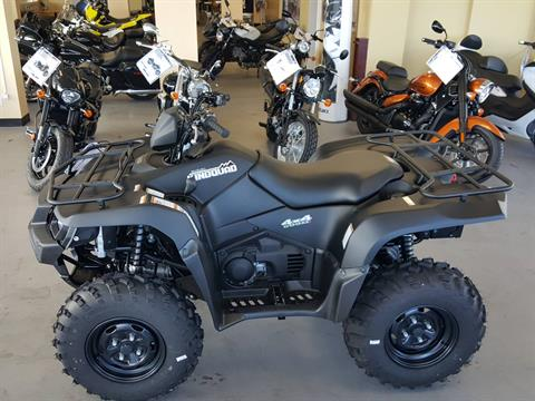 2017 Suzuki KingQuad 500AXi Power Steering Special Edition in Melbourne, Florida