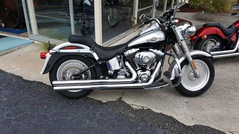 2003 Harley-Davidson FLSTF/FLSTFI Fat Boy® in Melbourne, Florida
