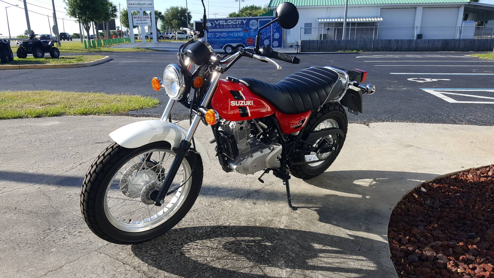 Suzuki Motorcycle Dealership Melbourne