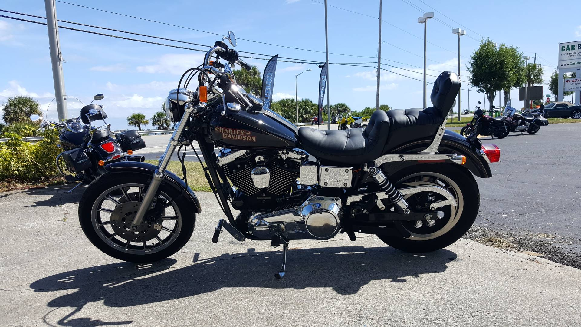 1998 Harley-Davidson DYNA LOW RIDER in Melbourne, Florida