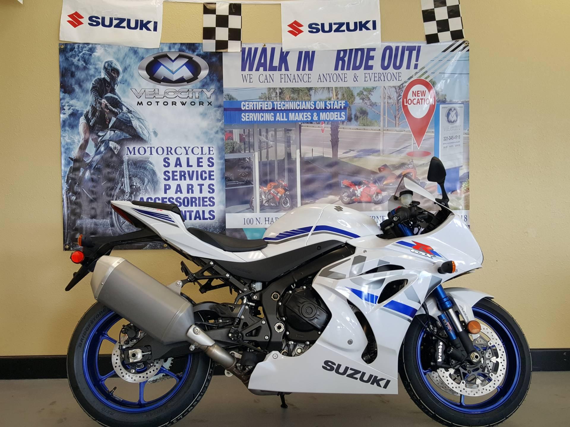 2018 Suzuki GSX R1000R In Melbourne, Florida