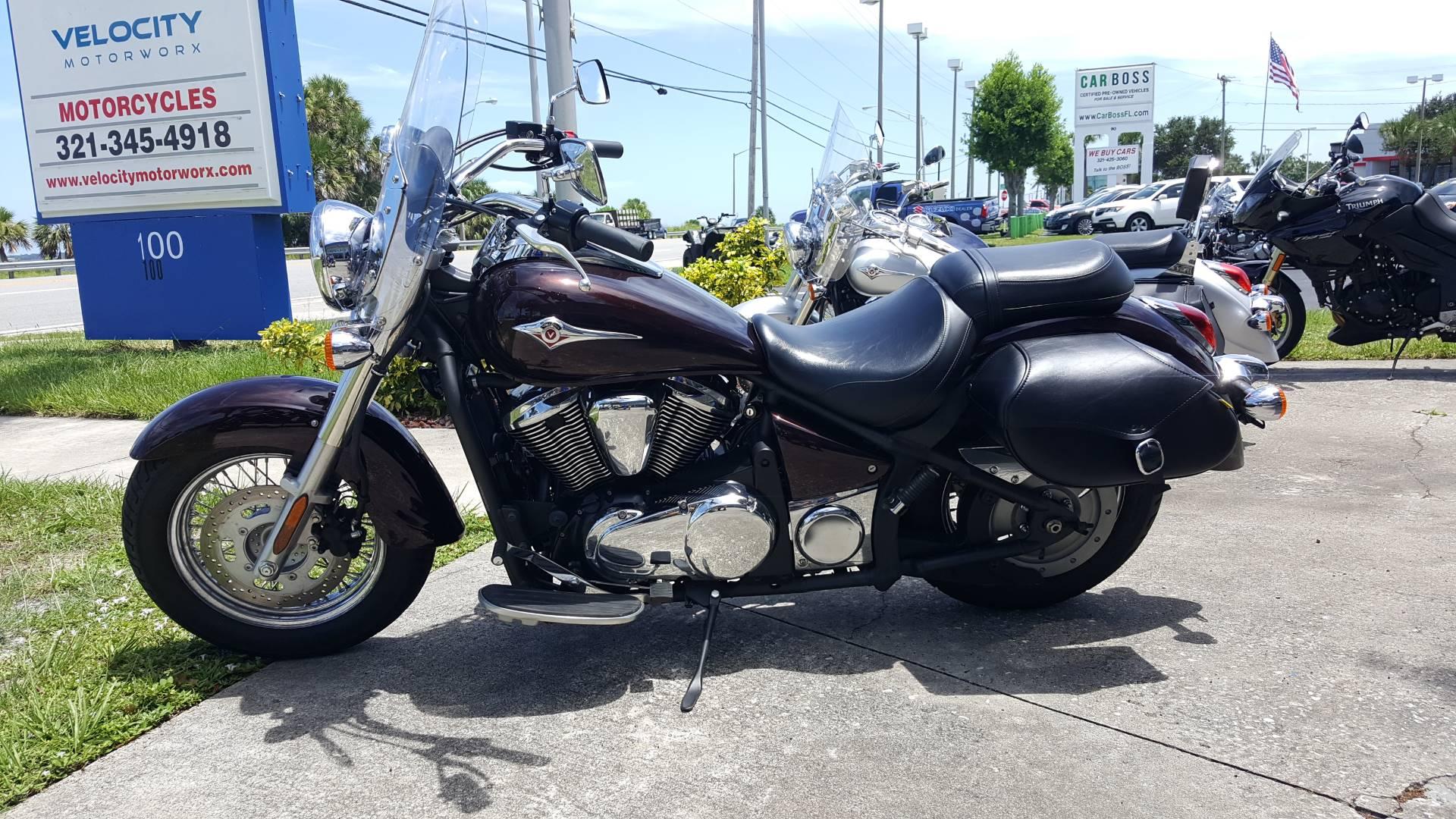 New 2012 Kawasaki Vulcan® 900 Classic Motorcycles in Melbourne, FL ...