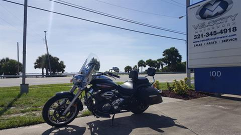 2014 Yamaha V Star 950 Tourer in Melbourne, Florida