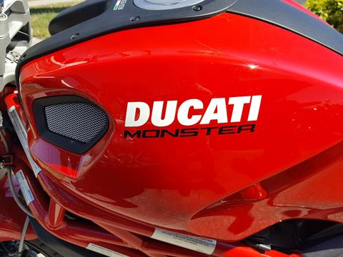 2014 Ducati Monster 696 in Melbourne, Florida