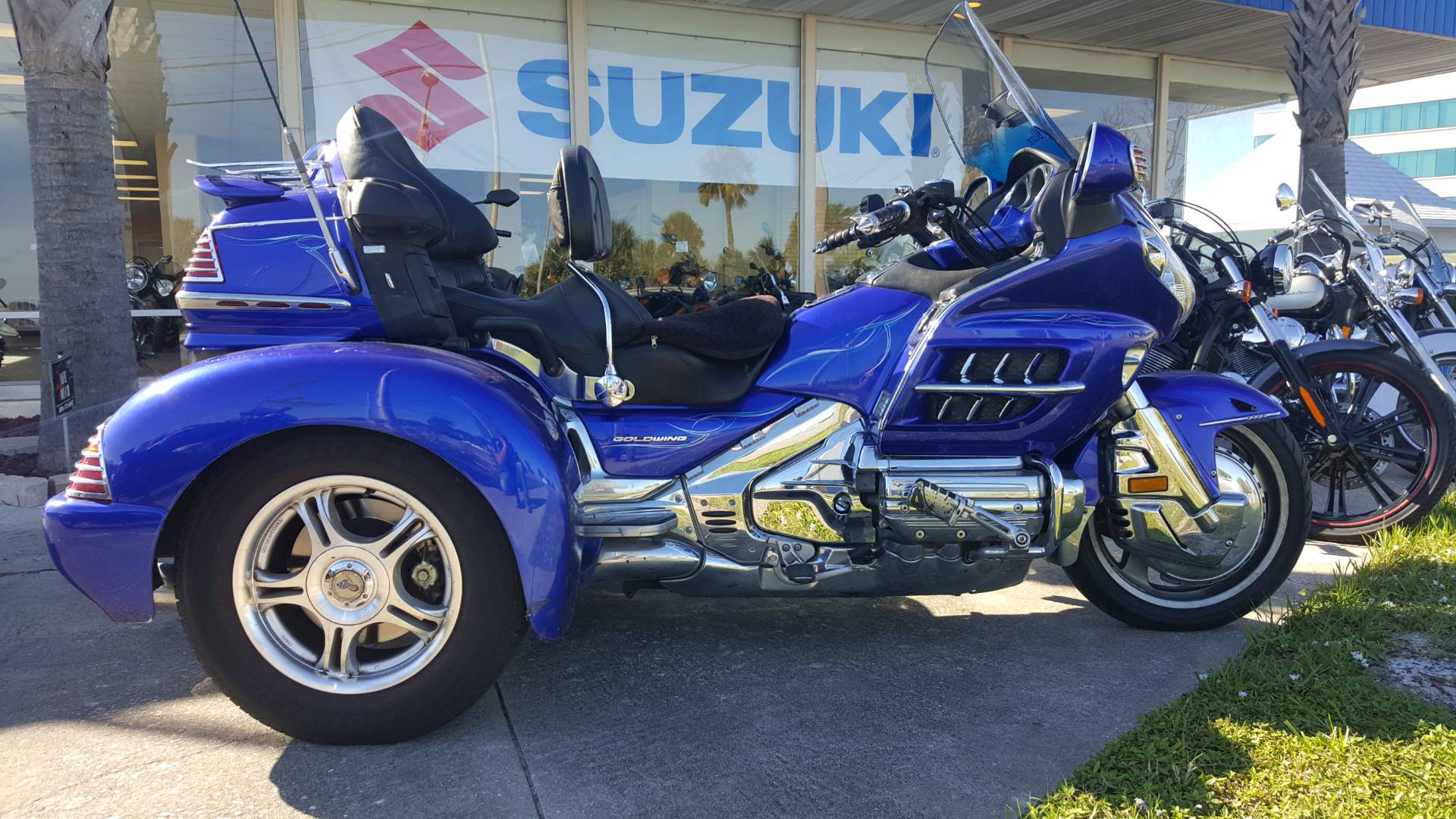 2005 Honda Gold Wing® in Melbourne, Florida